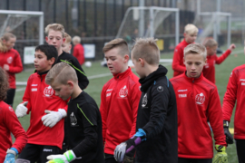 Trainingstop Keepersschool Groningen