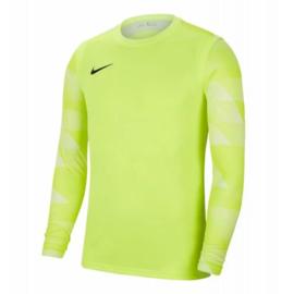 Geel NIKE keepersshirt of compleet tenue