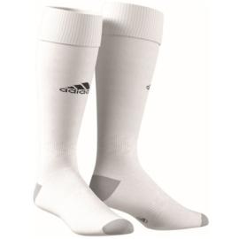Witte voetbalsokken Adidas
