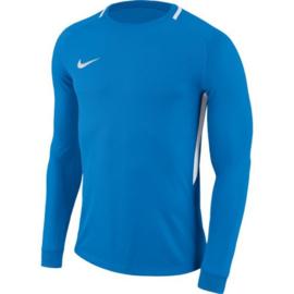 Blauw NIKE keepersshirt of compleet tenue