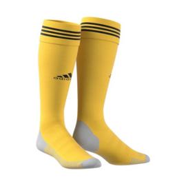 Gele voetbalsok Adidas