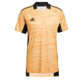 Adidas Condivo 2021 oranje  keepersshirt korte mouw