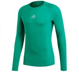 Groen Adidas thermoshirt