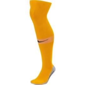 Nike matchfit voetbalsokken geel