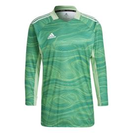 Adidas Condivo 2021 groen keepersshirt