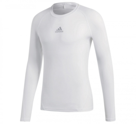 Wit Adidas thermoshirt