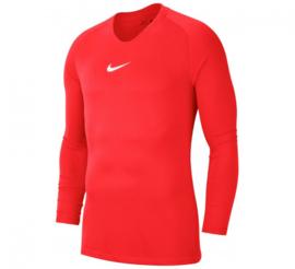 Rood NIKE  thermoshirt