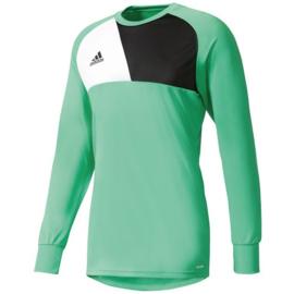 Groen Adidas keepersshirt Assita
