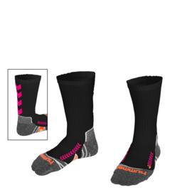 Korte zwarte Hummel sokken