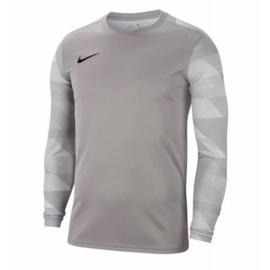 Grijs NIKE  keepersshirt of compleet tenue