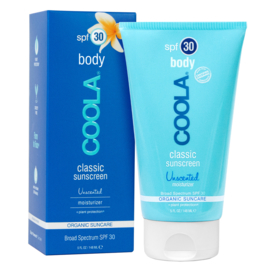 Classic Body SPF 30 Unscented 148ml