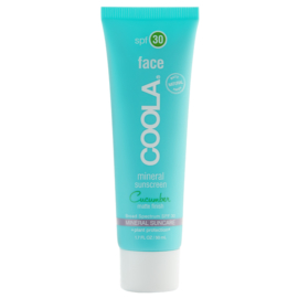 Mineral Face SPF 30 Matte Cucumber 50ml