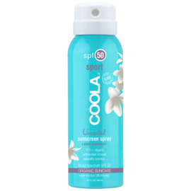 Travel Continuous Spray SPF 50 Unscented 88ml