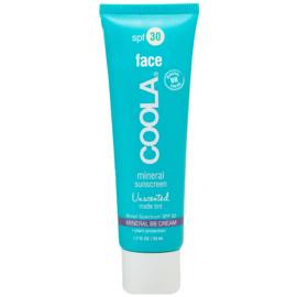 Mineral Face SPF 30 Unscented Matte Tint 50ml
