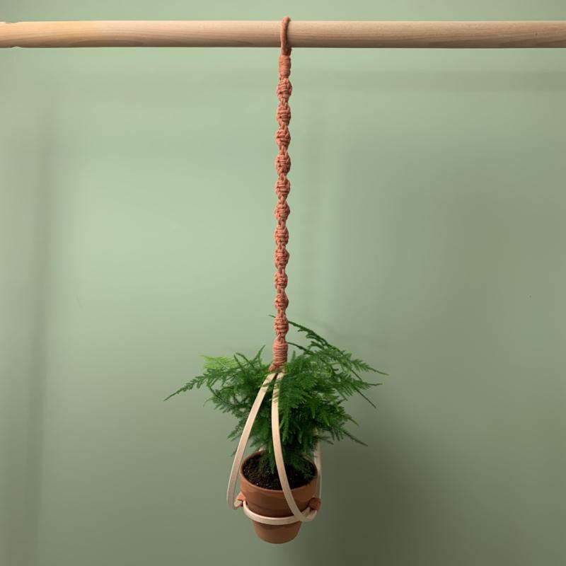 Plantenhanger ring terra