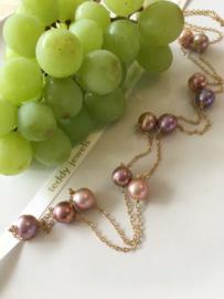 Edison pearl necklace