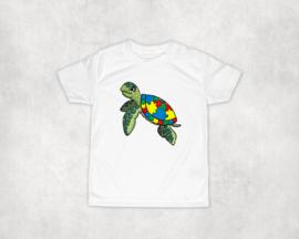 Shirt | Autisme schildpad
