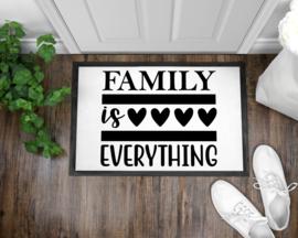 Deurmat | Family is everything