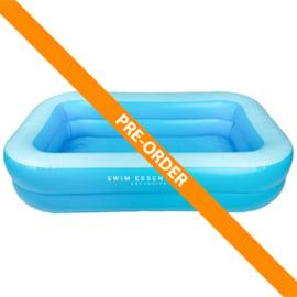 Zwembad | Blauw 211 x 132 x 46 cm