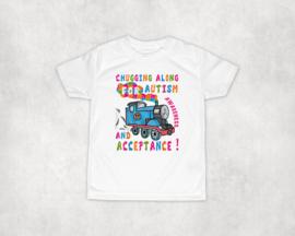 Shirt | Chugging along for Autism