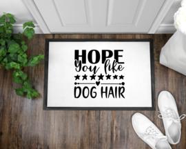 Deurmat | Hope you like dog hair