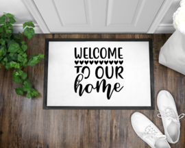 Deurmat | Welcome to our home