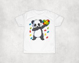 Shirt | Dabbing panda Autisme