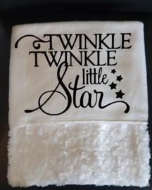 Babydeken | Twinkle Twinkle Little star