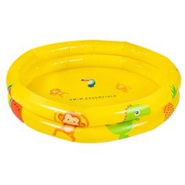 Baby Zwembad | Geel Ø 60 cm