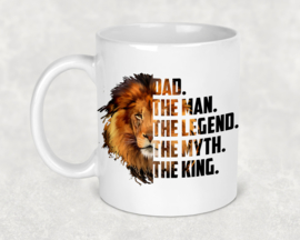 Mok | Dad the man, the legend, the myth, the king