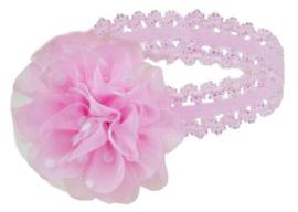 Haarband | Spotty organza