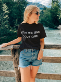 Shirt | Camping hair don't care