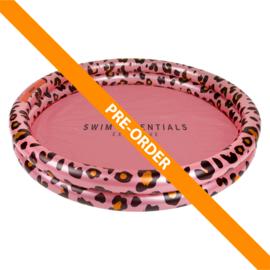 Kinder Zwembad | Panter Rosé goud Ø 100 cm