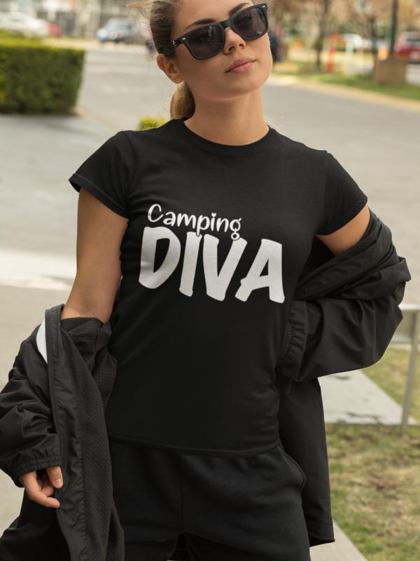 Shirt   Camping Diva