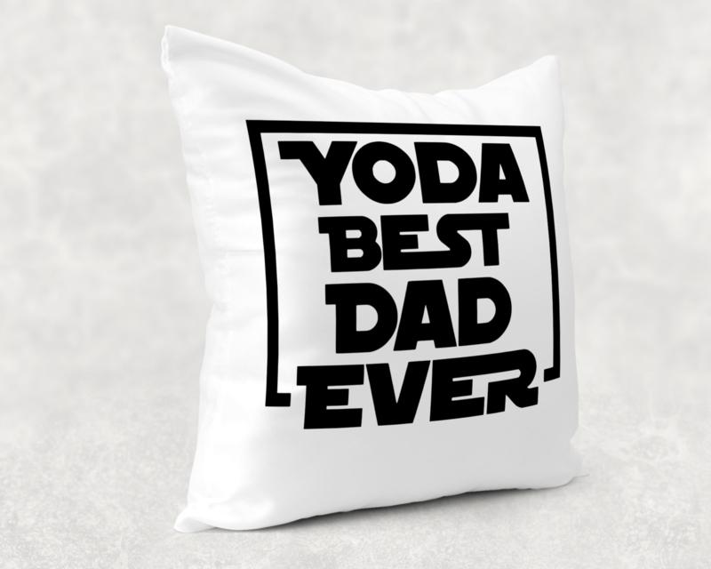 Kussen | Yoda best dad ever