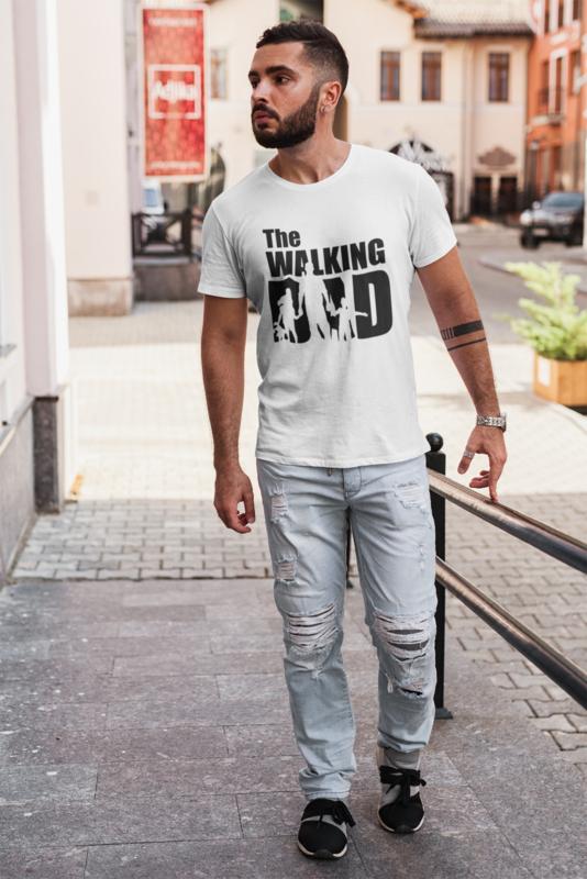 Shirt | The walking dad (2 kinderen)