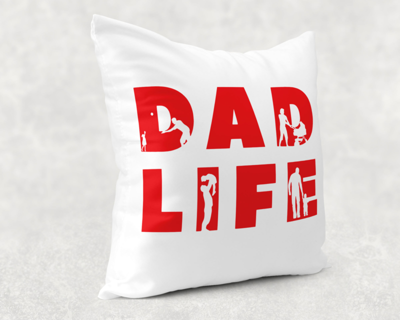 Kussen | Dad life