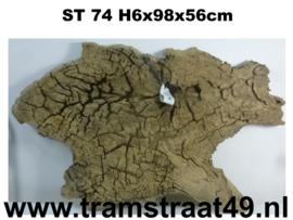 Erosie decowood