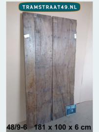 Oude deur tafelblad 48/9-6