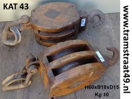 Oude scheepskatrol XL