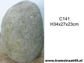 Natuursteen urn C141