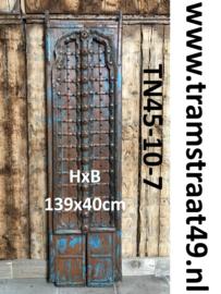 Kastdeur smal en hoog TN45-10-7