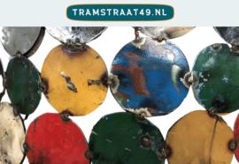 Hanglamp olievat cirkels Large
