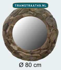Grote ronde spiegel 80 cm