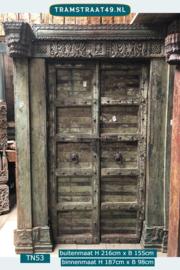 Oude deur / poort