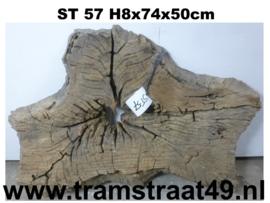 Decowood verweerd hout