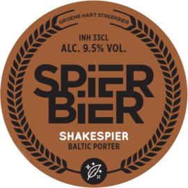 SpierBier SHAKESPIER - Baltic Porter