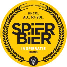 SpierBier INSPIERATIE - blond