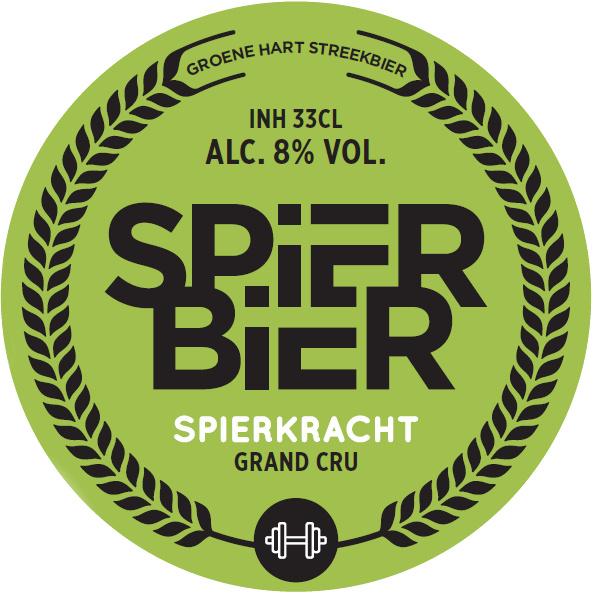 SpierBier SPIERKRACHT - Grand Cru