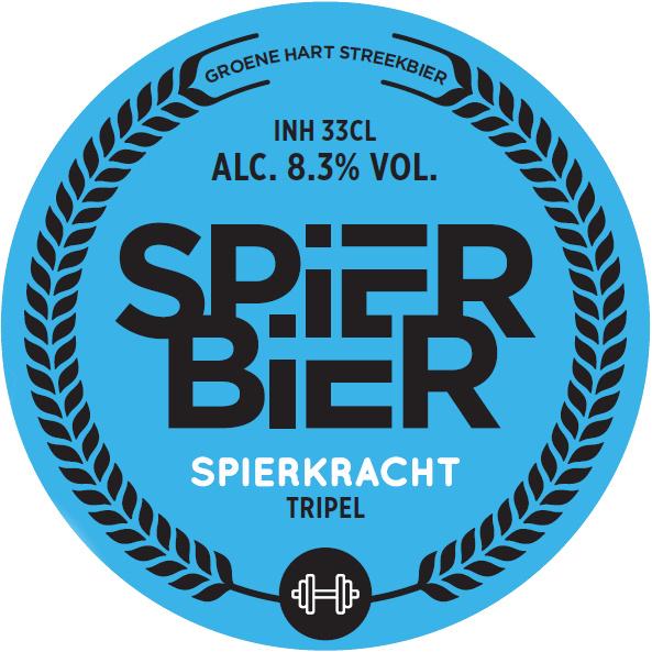 SpierBier SPIERKRACHT - Tripel